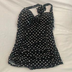 Merona Retro Style Bathing Suit